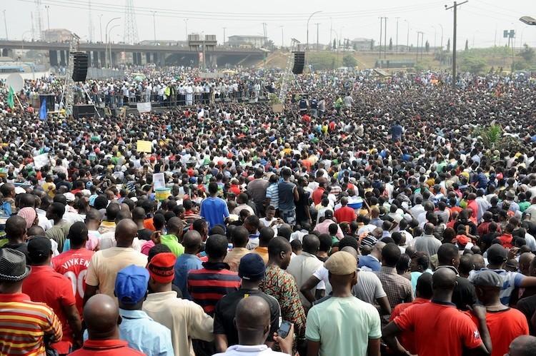 Nigerian population - Nigeria facts