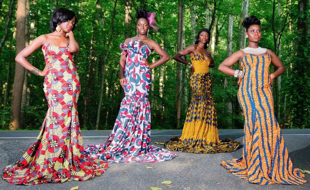 Ankara Styles Gorgeous African Fashion Dresses