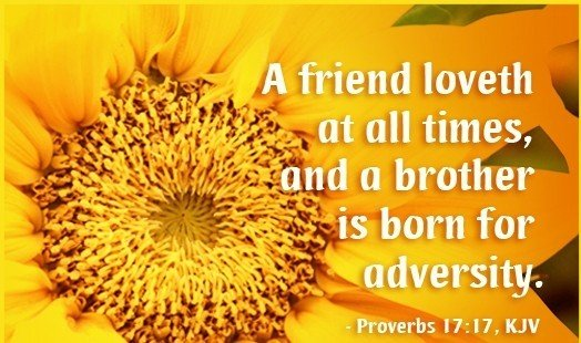 100 bible verses about friendship