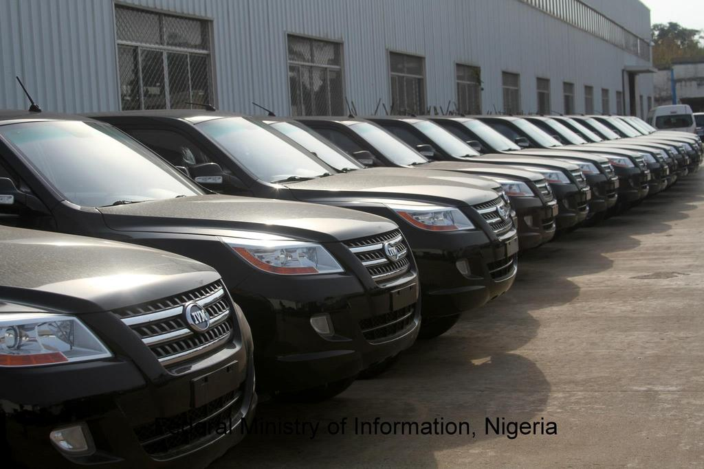 Here Are The First Ever Made in Nigeria Vehicles On Sale Today