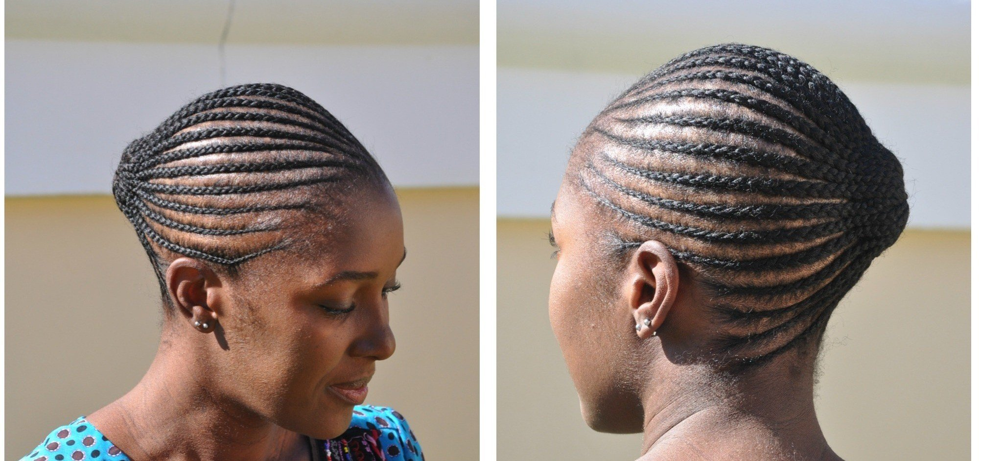 Weavon hair fixed in nigeria hairstyle gallery - Corn