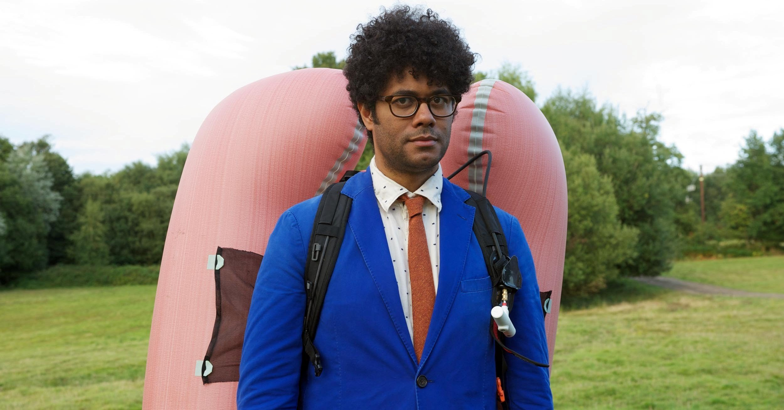 Gadget Man with Richard Ayoade Stephen Mangan