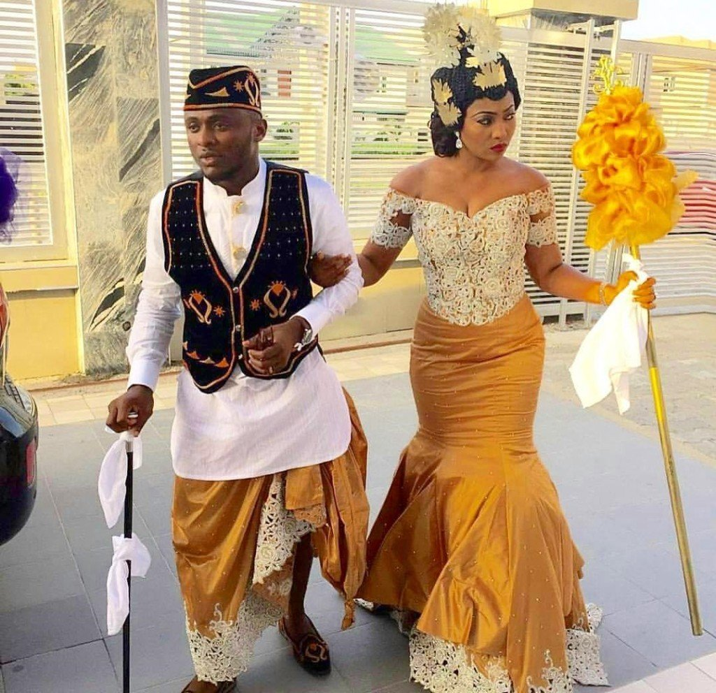 The 8 most popular indigenous nigerian wedding attires and bridal the 8 most popular indigenous nigerian wedding attires and bridal looks culture nigeria ombrellifo Choice Image