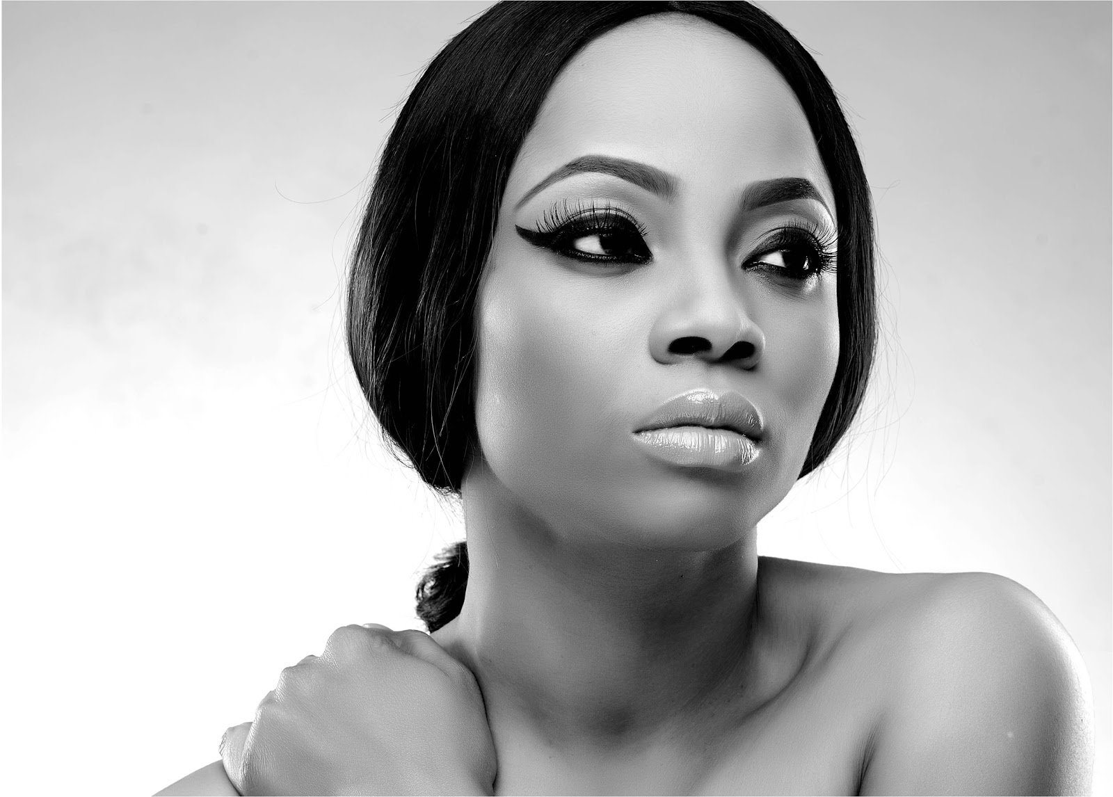 Toke Makinwa: On Becoming
