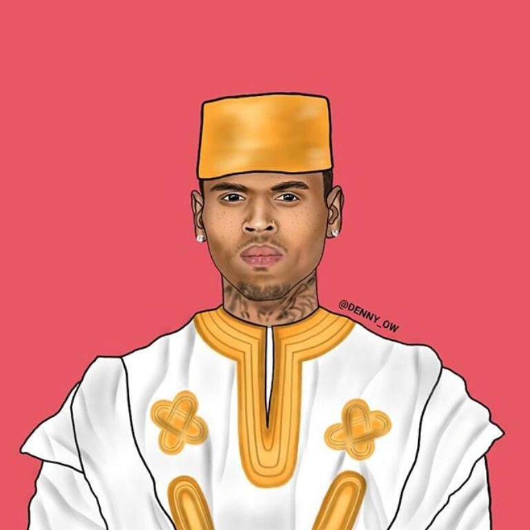 African Chris Brown