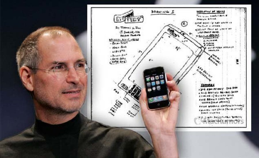 man claims he invented iphone 2