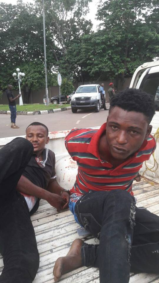 Heavily armed hoodlums raid Enugu