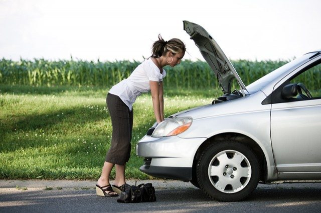 Car, girl over vehicleRoad Safety: 7 Rules Nigerians Must Follow To Be Excellent Defensive Drivers
