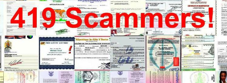 Nigerian 419 Scams - 10 Surprising Facts You Must Know