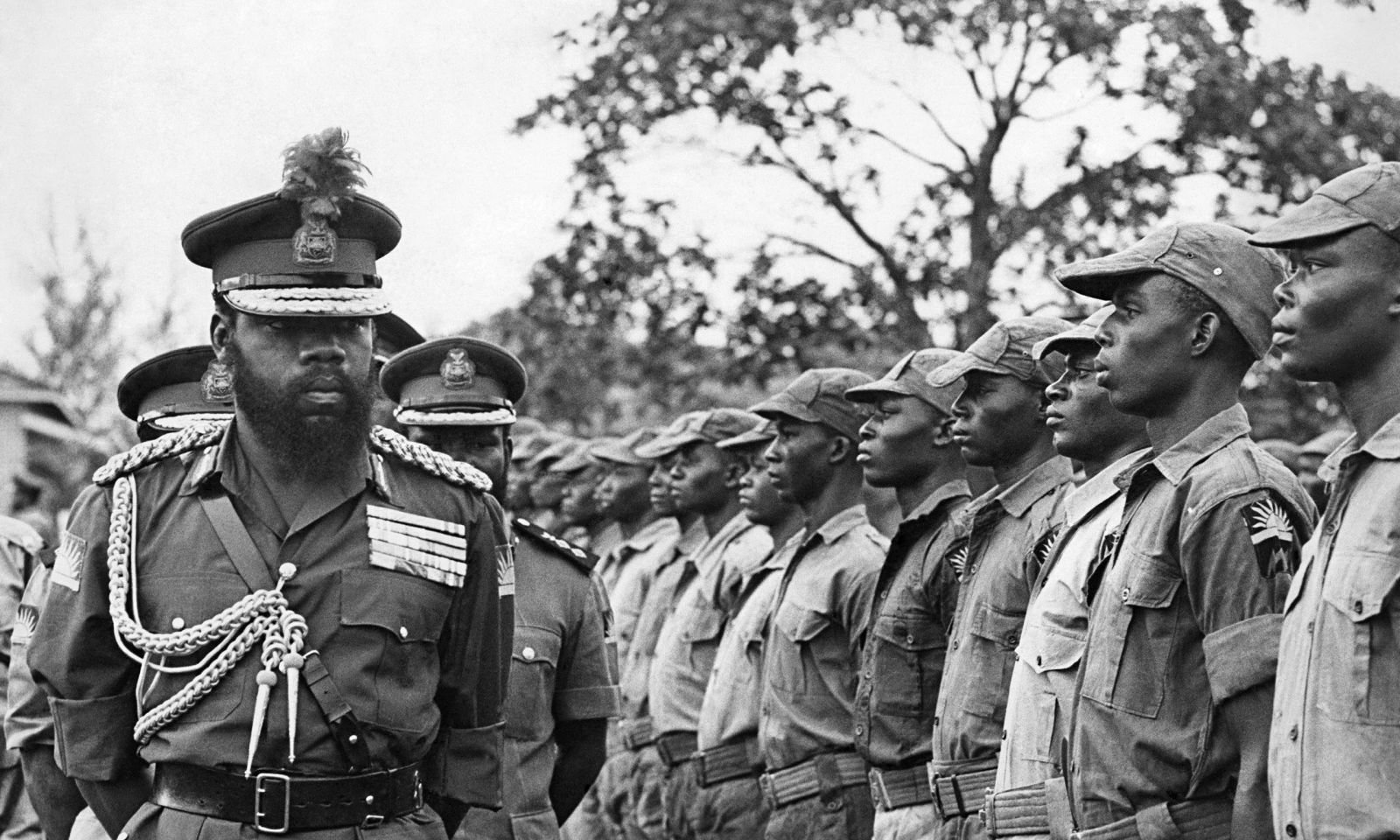 Image result for Ojukwu Betrayed Awolowo With The Civil War