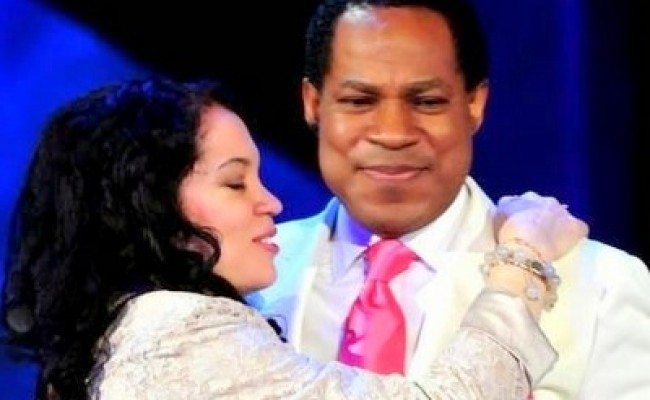 oyakhilome-nd-wife - Pastor Chris Oyakhilome Divorce