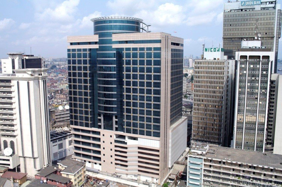 Central Bank of Nigeria Lagos