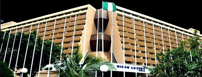 5 Nicon Luxury Abuja N430 000 Per Night