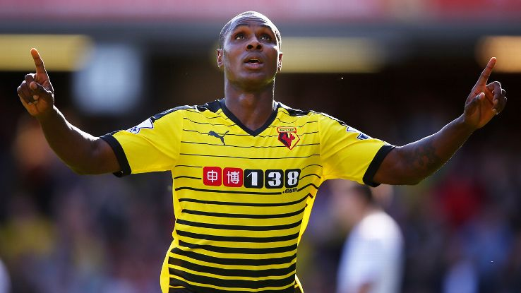 June born -Odion Jude Ighalo
