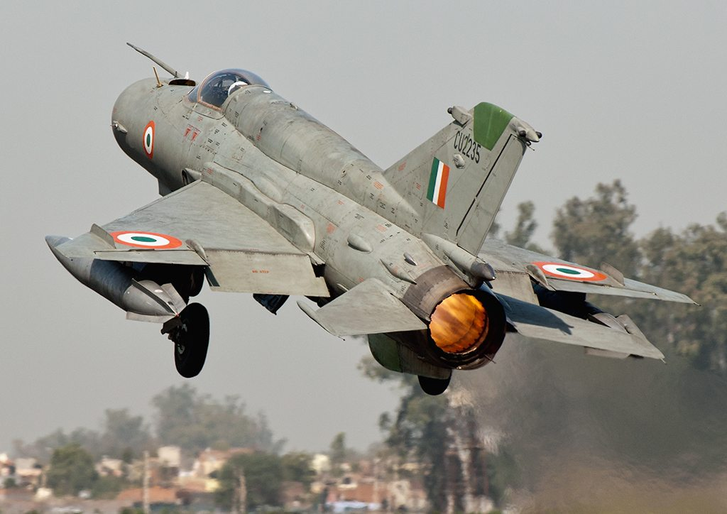 Indian Air Force Plane Goes Missing After Takeoff