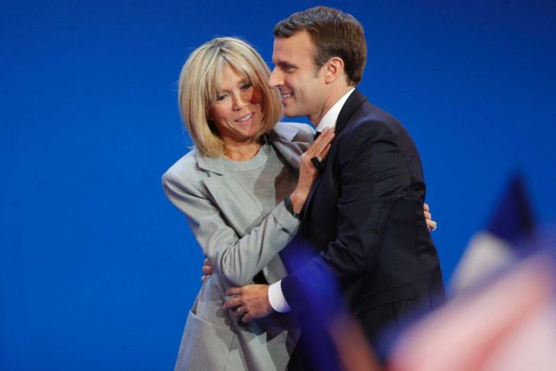 Emmanuel Macron: Meet The Next President Of France Who Married His High School Teacher