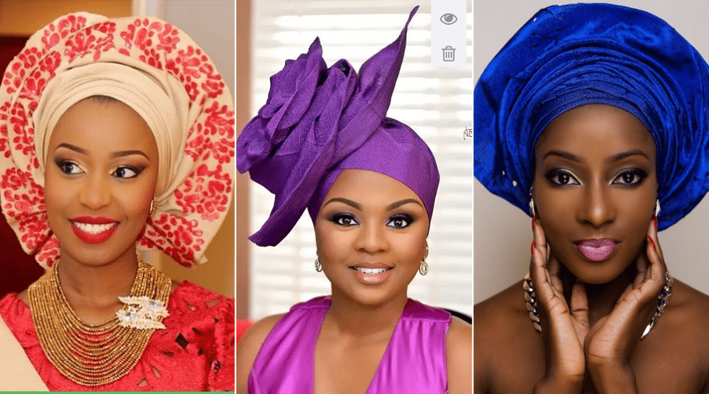 Auto Gele For Sale In Nigeria: A Step By Step Guide On Tying Your Headgear