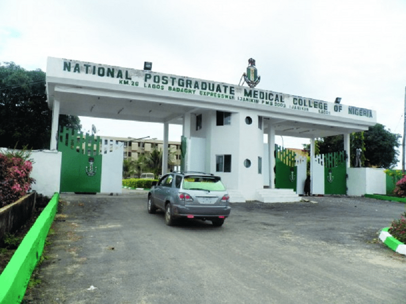 National Postgraduate Medical College Of Nigeria
