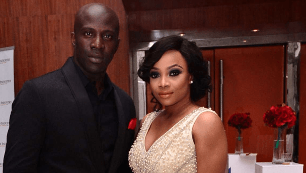 Toke Makinwa Ex-husband