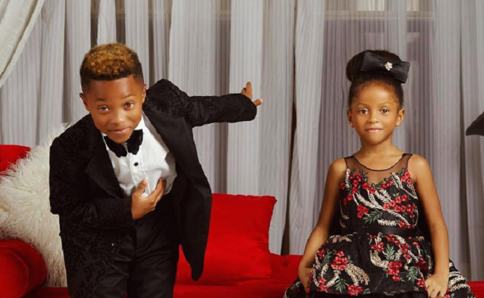 Inside Peter Okoye's Family Life With Wife Lola Omotayo And Their Children