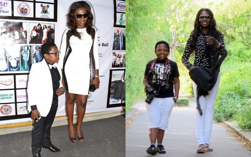 Inside Chinedu Ikedieze's Family With Wife Nneoma Ikedieze